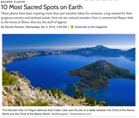 Budget Travel Beautiful Sacred Places